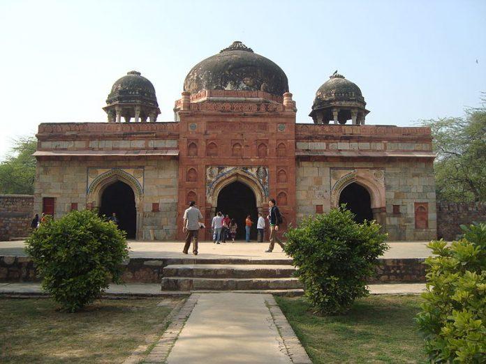 Humayun's_Mosque