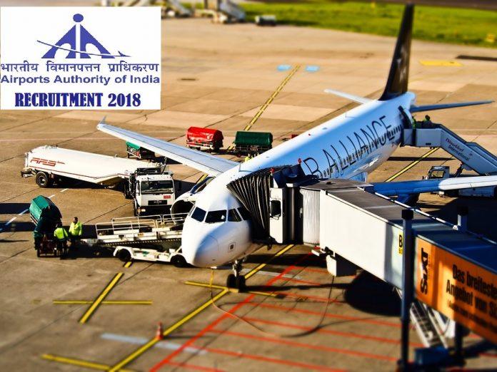 Airport Authority of India Junior Executive Recruitment 2018