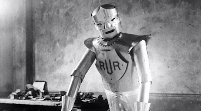 Meet Eric (Robot)