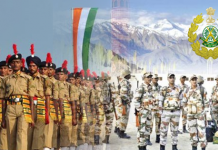 Indo-Tibetan Border Police Force (ITBP) Recruitment 2018
