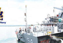 Navy SSC Executive Branch Recruitment 2018