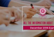 UGN Net Exam 2018