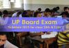 UP Board Exam Schedule 2019