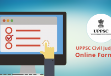 UPPSC PCS J Notification 2018