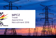 MPCZ Recruitment 2018