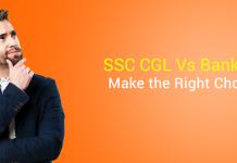 SSC CGL Vs Bank PO
